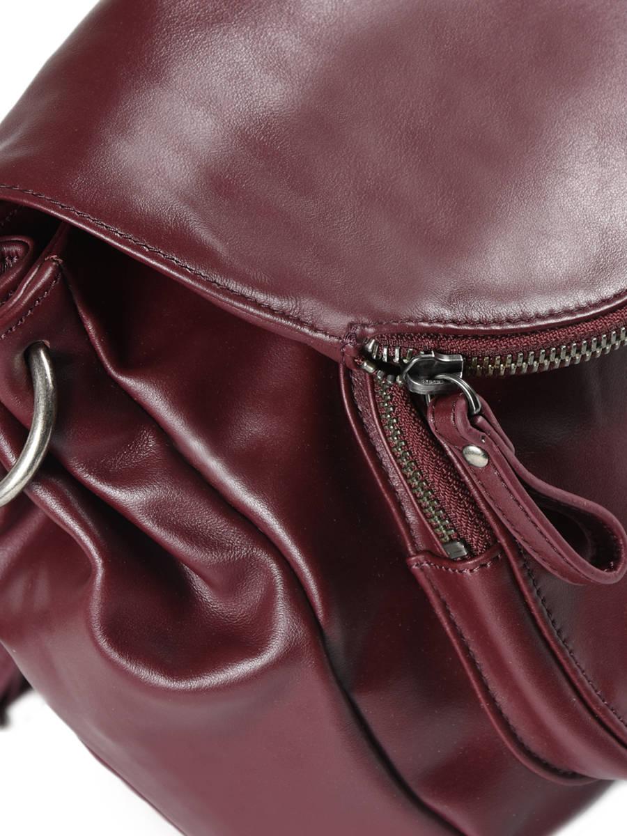 b5b56a9dc0f ... Crossbody Bag Lola Leather Nat et nin Black vintage LOLA other view 1  ...