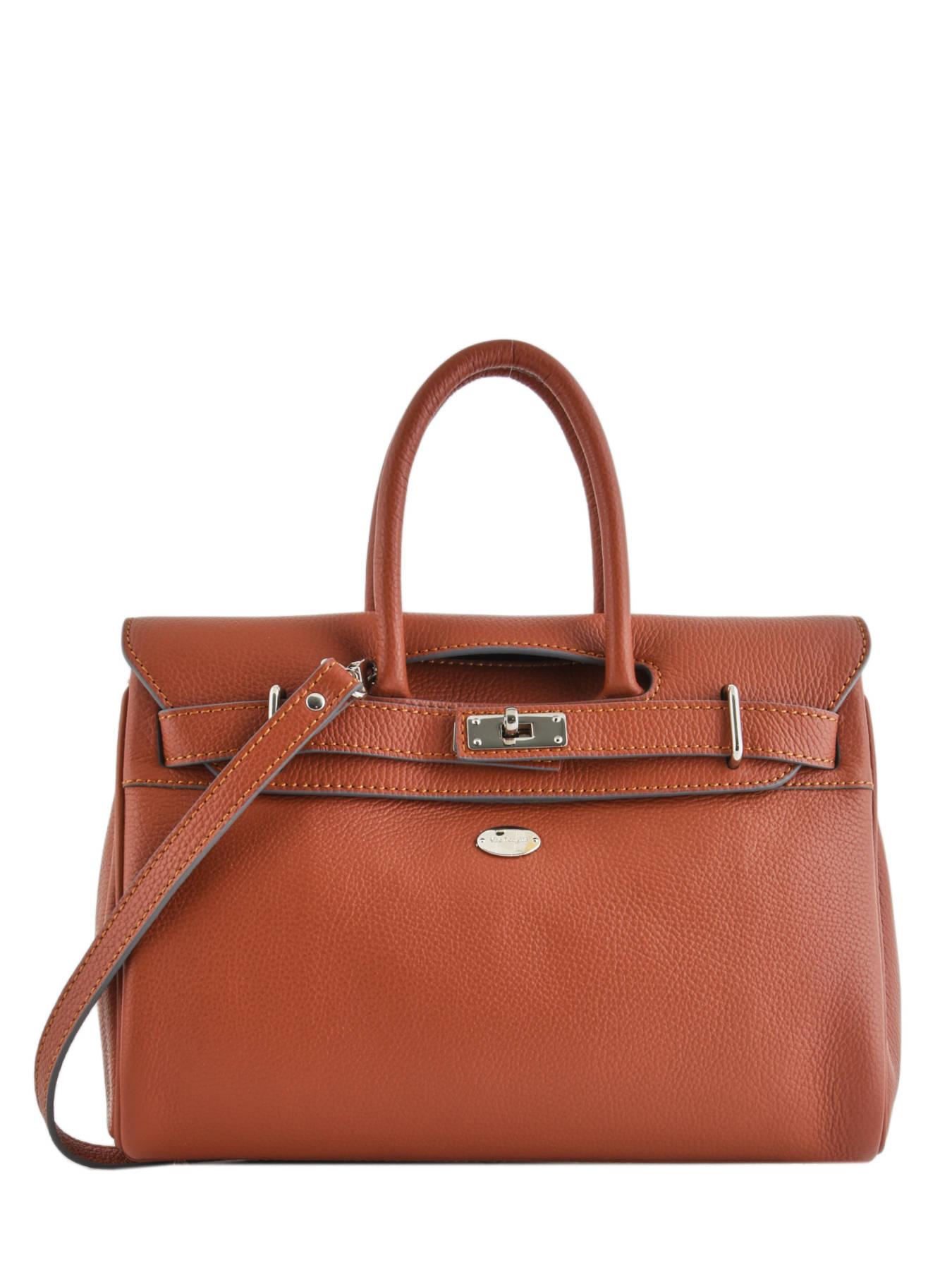 e621b46fdd51 ... Shopping Bag Vesuvio Leather Mac douglas Brown vesuvio PYLVES-X other  view 5 ...