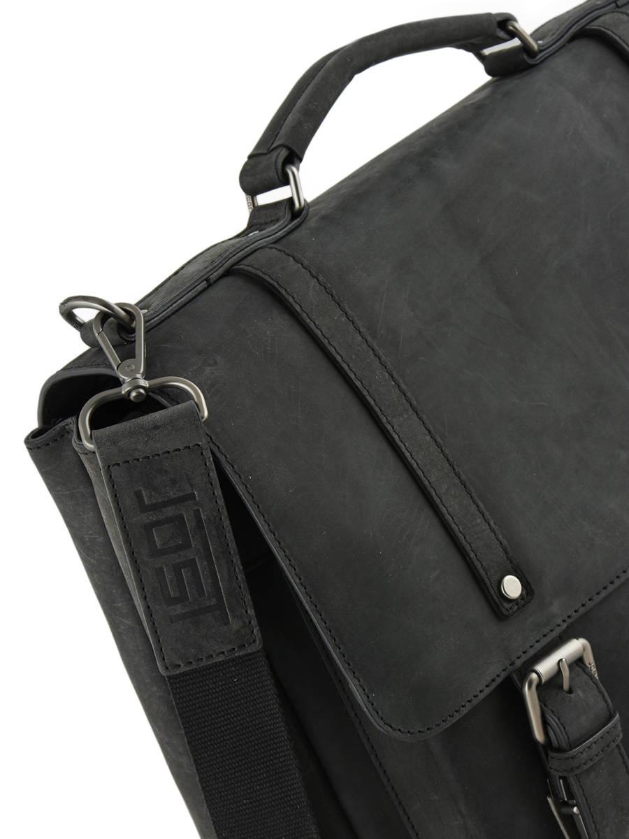 Messenger bag 2 compartments + 13'' PC JOST