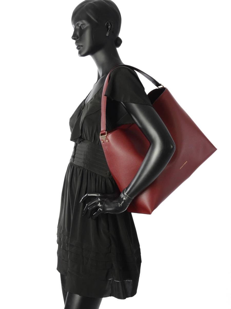 ... Shoulder Bag Nellie Emporio armani Red nellie 23Y3E081 other view 3 ... e514250e0e94e