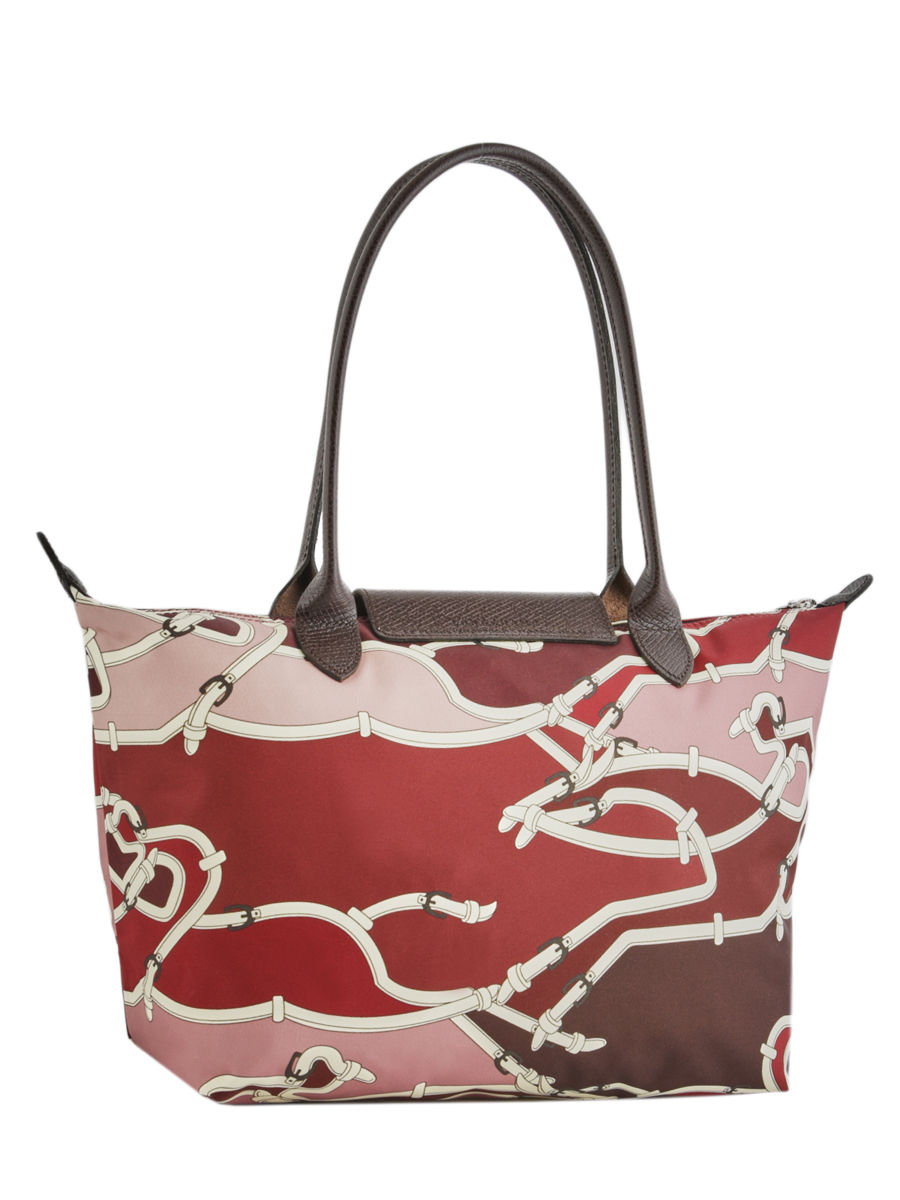 ... Longchamp Le pliage galop Hobo bag Red ... fe1a07b2c7