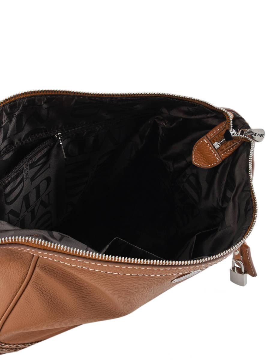 3a2b137d409 Shoulder Bag Vesuvio Leather Mac douglas Brown vesuvio JATVES-M other view  4 ...
