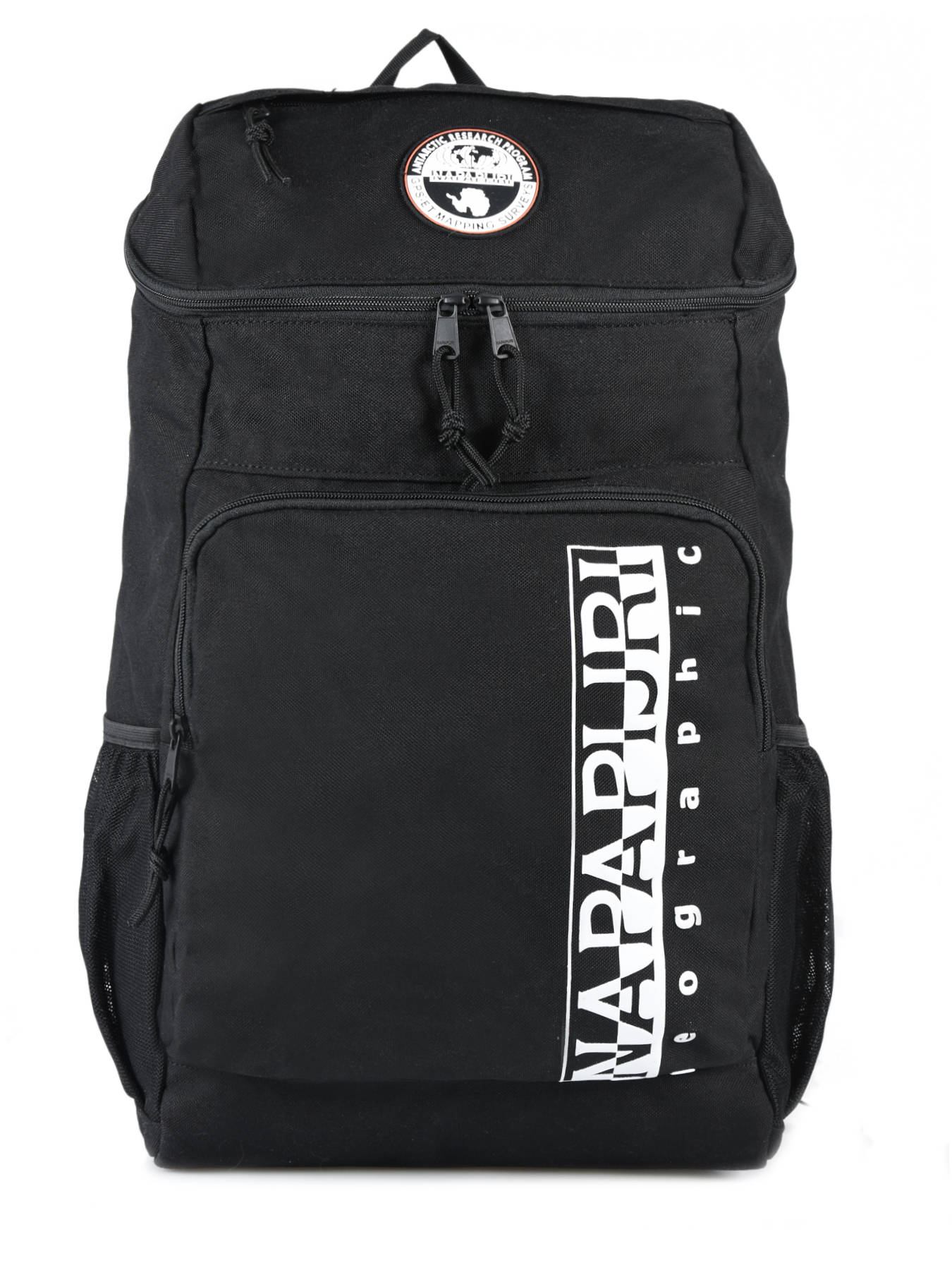 ... Backpack 1 Compartment + 15   Pc Napapijri Black geographic NOYIOE ...