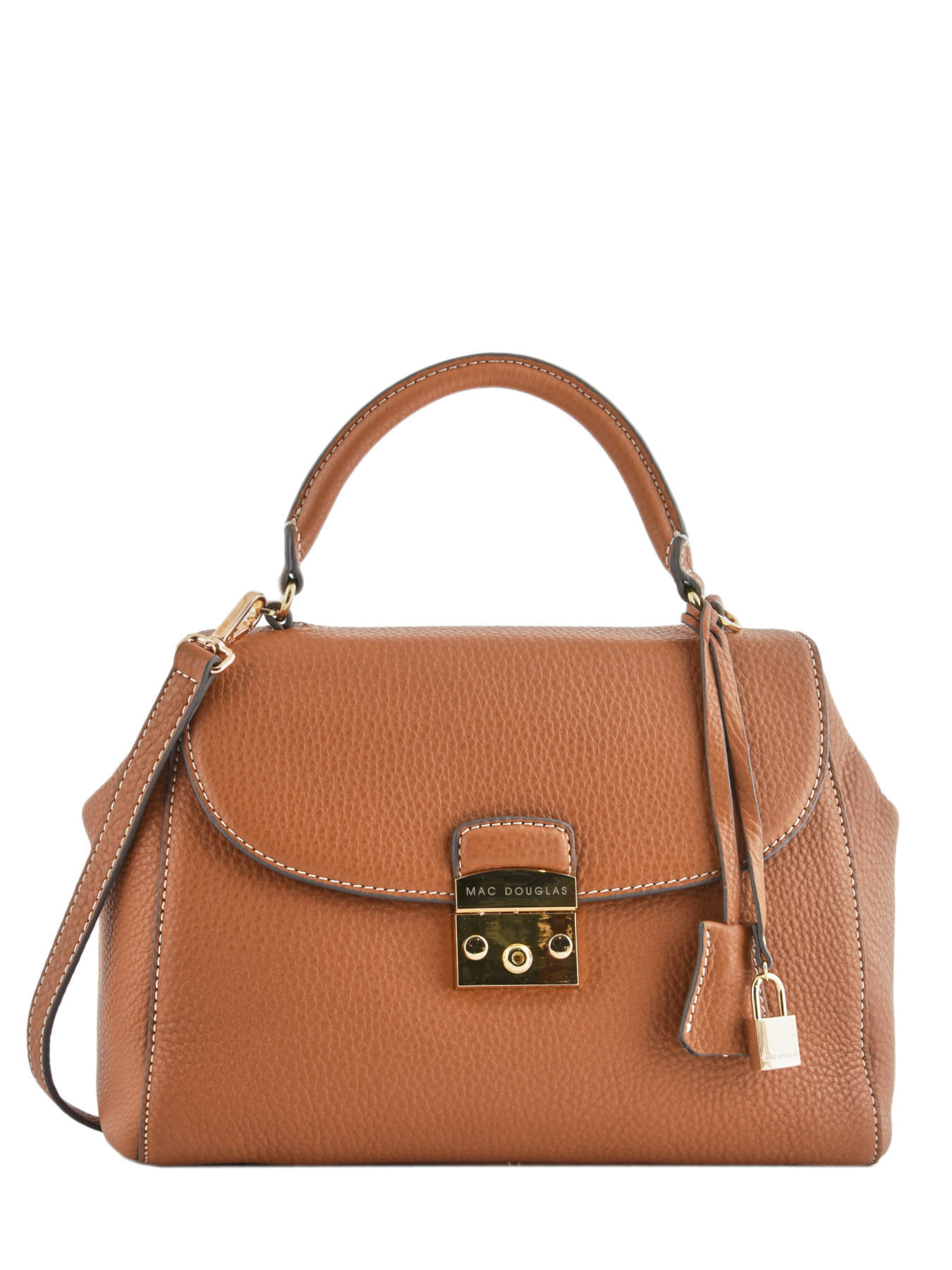 the sale of shoes low price sale best selling Sac trapèze Romy cuir MAC DOUGLAS