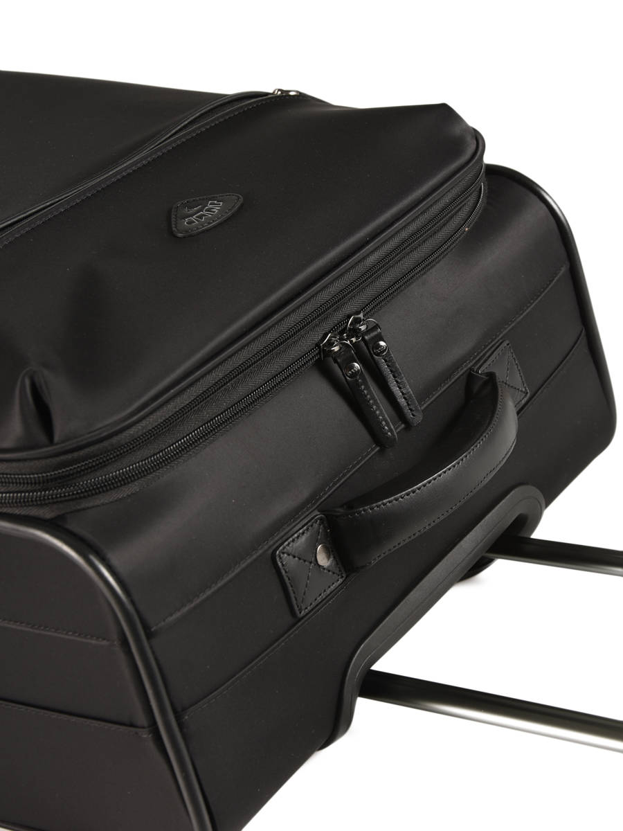 2d346a65d ... Softside Luggage Jump Black 6572EX other view 1 ...