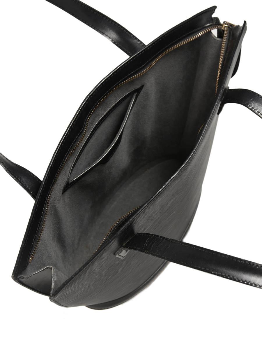 5b872d134759 Preloved Louis Vuitton Shoulder Bag St-jacques Brand connection Black louis  vuitton 190C other view ...