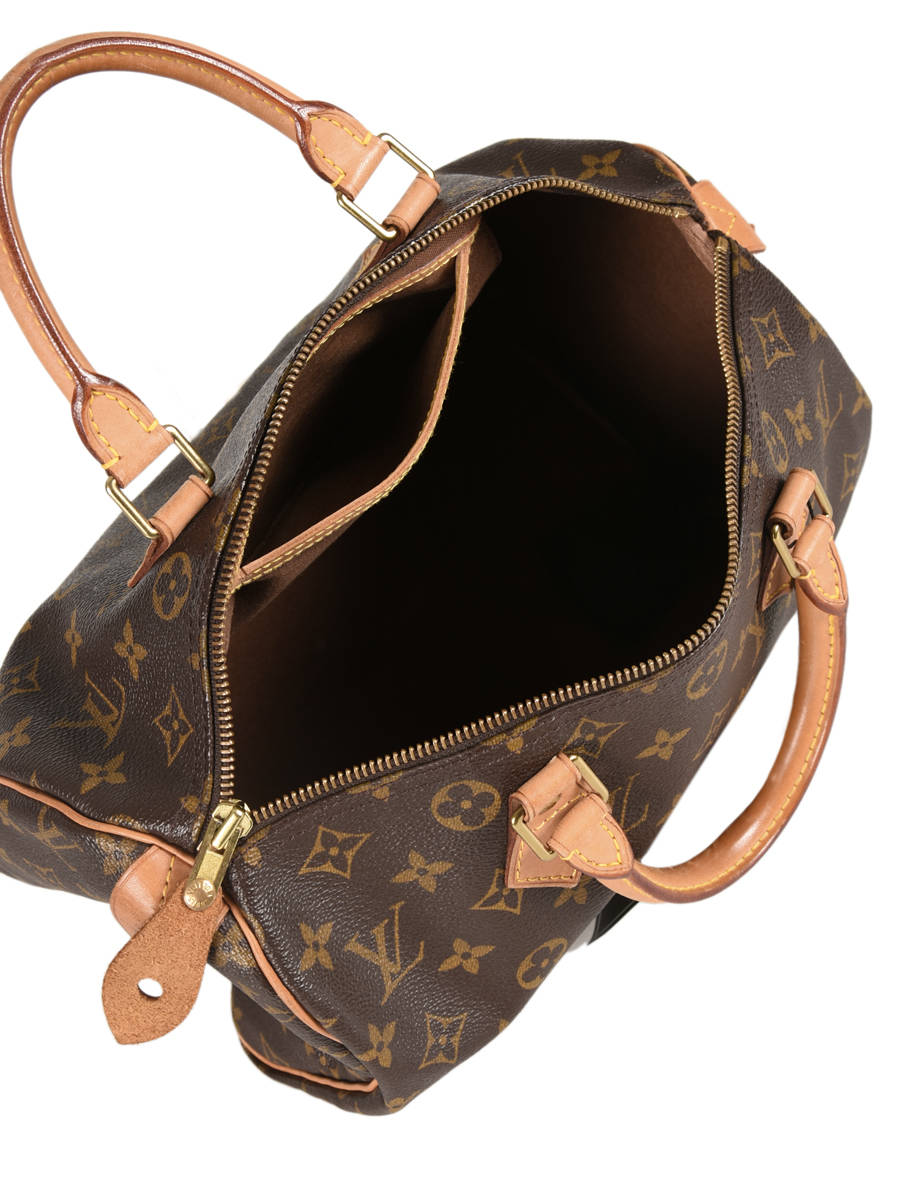 good reputation hot-selling official discount sale Preloved Louis Vuitton handbag Speedy 30 Monogram BRAND CONNECTION