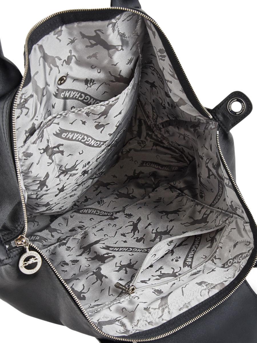 251a9a6cea Sacs porté main Longchamp 1630HLI noir en vente au meilleur prix