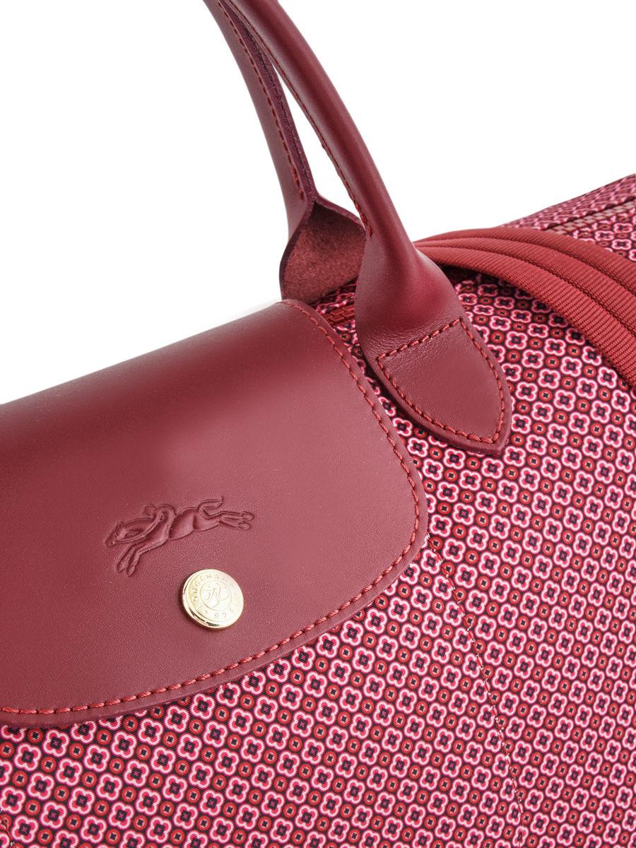 29f8181e42bd ... Longchamp Le pliage dandy Handbag Pink ...
