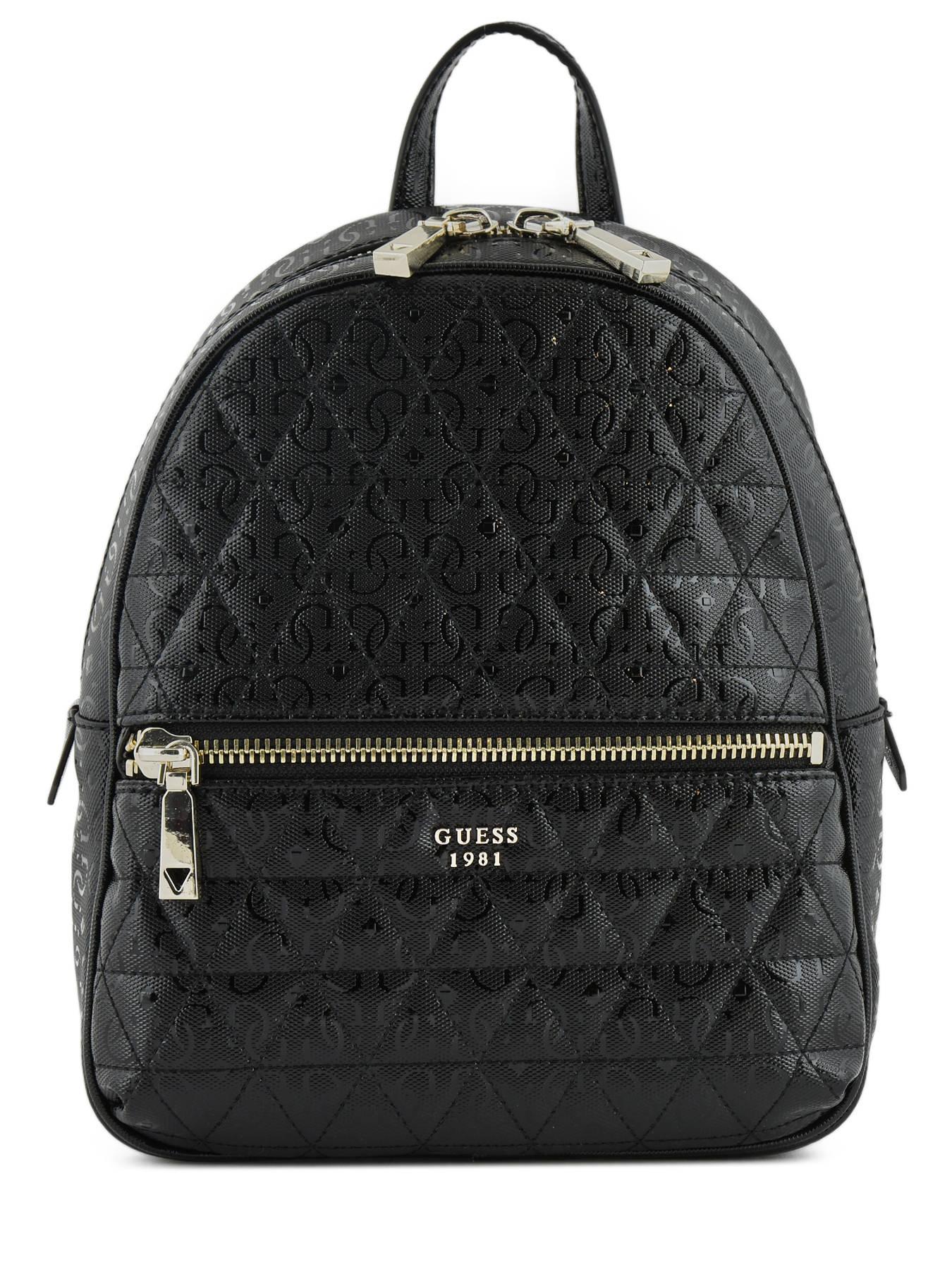 b5f2bfaeb397 ... Backpack Guess Black tabbi SG718132 ...