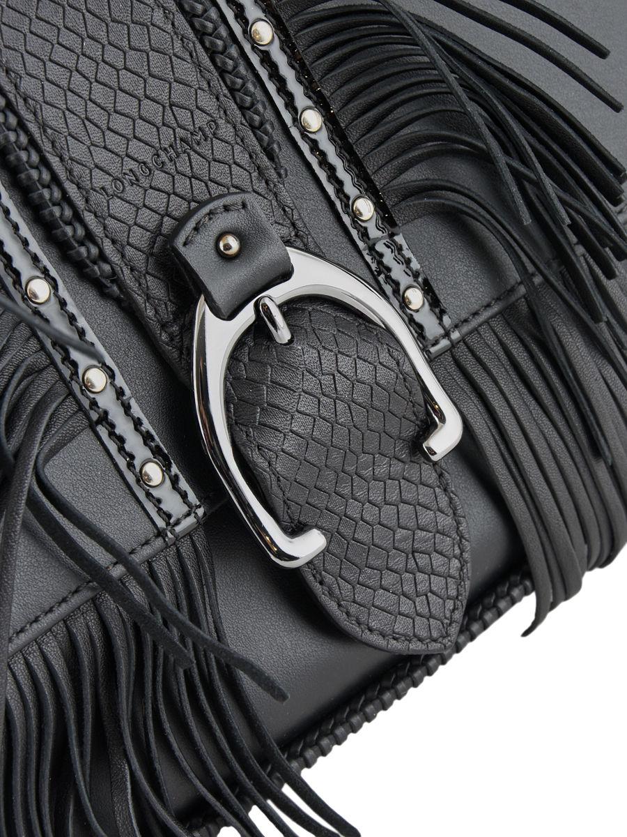 Au Besaces Longchamp Noir Vente Meilleur Prix 1357hma En Qrdtsh