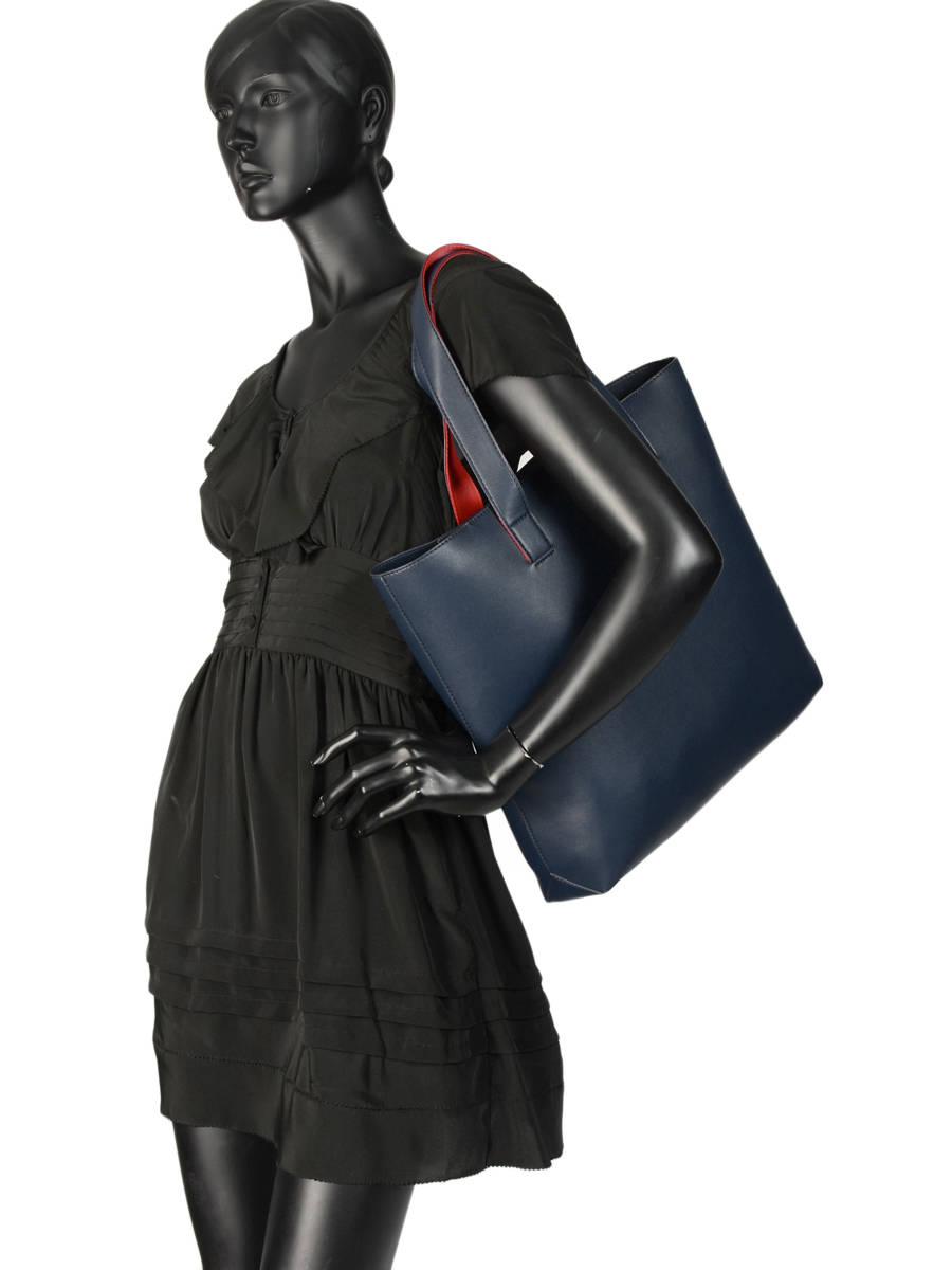 ed05a7d88b7 ... Shoulder Bag A4 Tjw Modern Girl Tommy hilfiger Blue tjw modern girl  AW06232 other view 2 ...