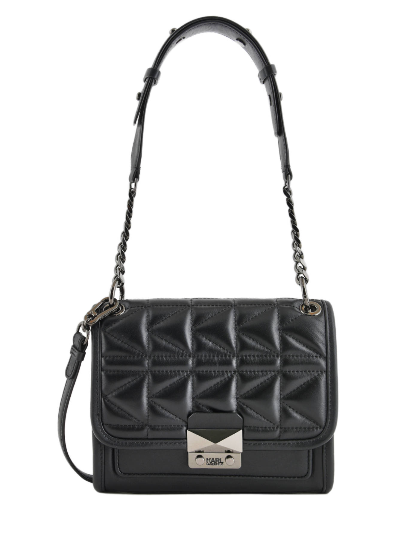 fashion styles nice shoes lace up in Karl Lagerfeld Shoulder bag COKW0015 - best prices