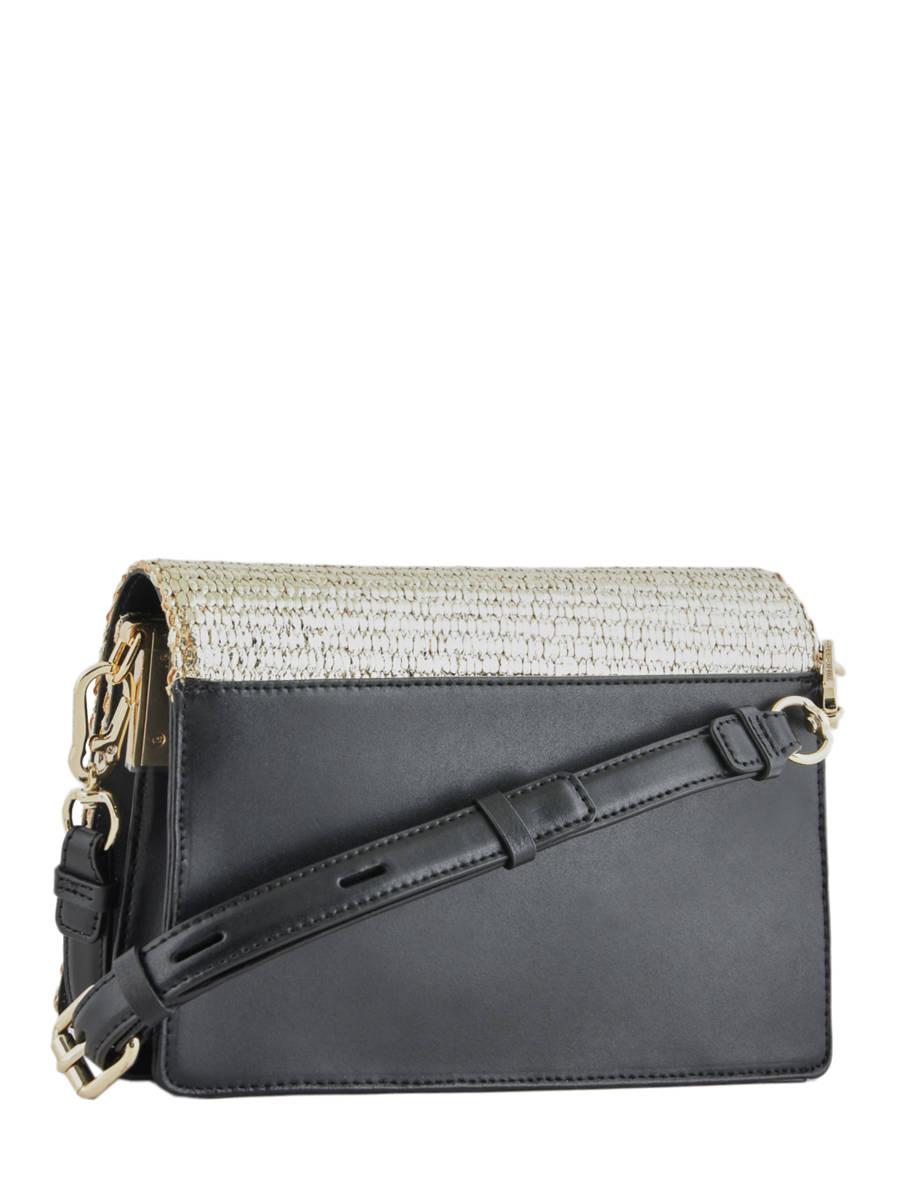 ... Shoulder Bag Signature Raffia Karl lagerfeld Gold signature raffia  91KW3068 other view 3 ... d538f2df72140