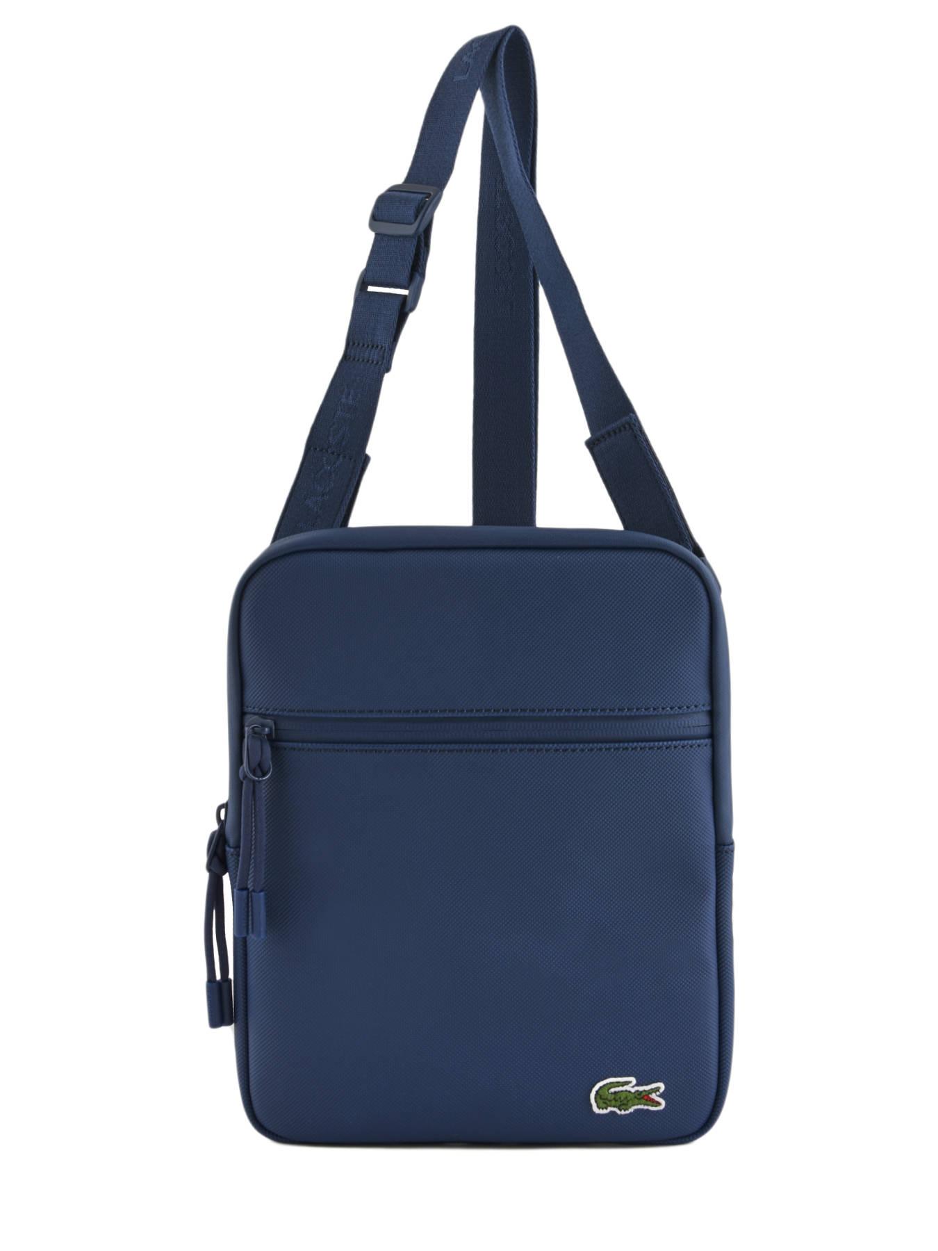 eaeade3d09 ... Crossbody Bag Lacoste Blue l.12.12 concept NH2885PO ...