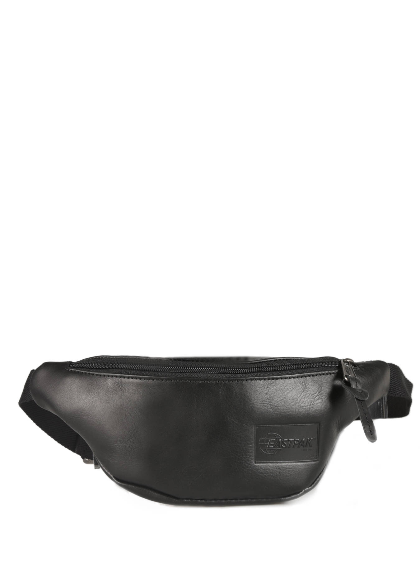 9762c6a3ae Sac banane Eastpak SPRINGER.LEATH black ink leat en vente au ...