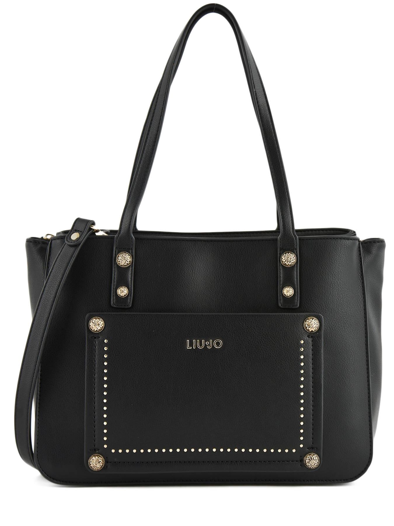 ... Shopper Aniene Liu jo Black aniene A19058 ... e642141b32f