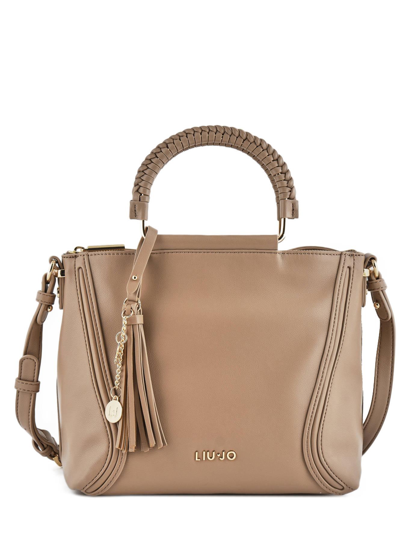 a9cba49ad2 ... Collatina Handbag Liu jo Black collatina A19137 ...