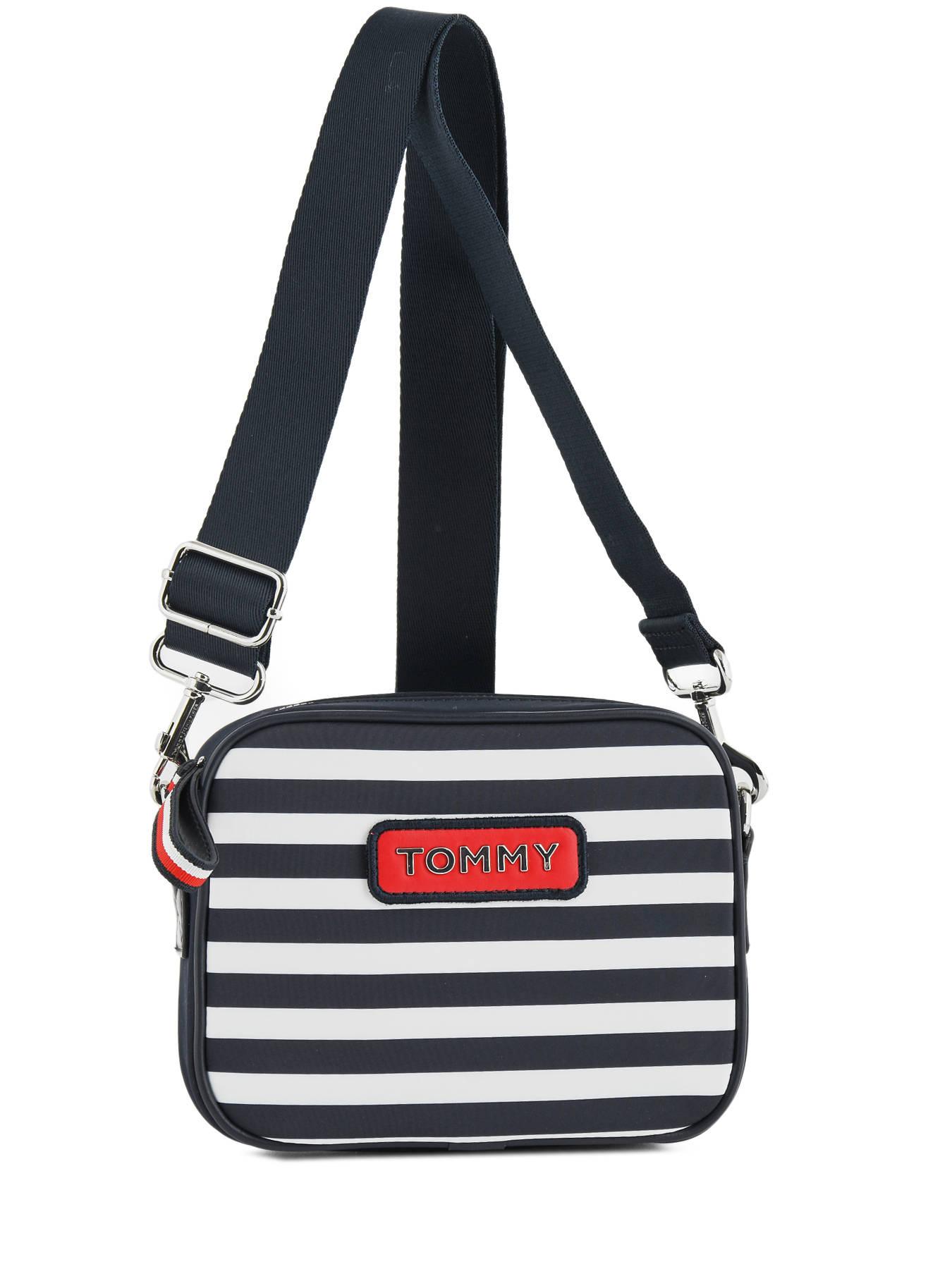 5771e485b58d ... Crossbody Bag Varsity Nylon Tommy hilfiger Beige varsity nylon AW06295  ...