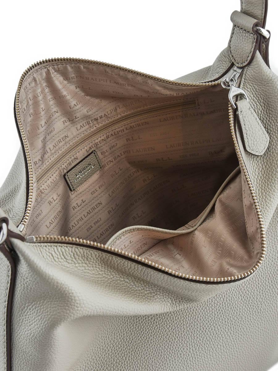 Crossbody Bag Cornwall Leather Lauren ralph lauren Black cornwall 31735213  other view 4 ... 1bf80572c5d2f