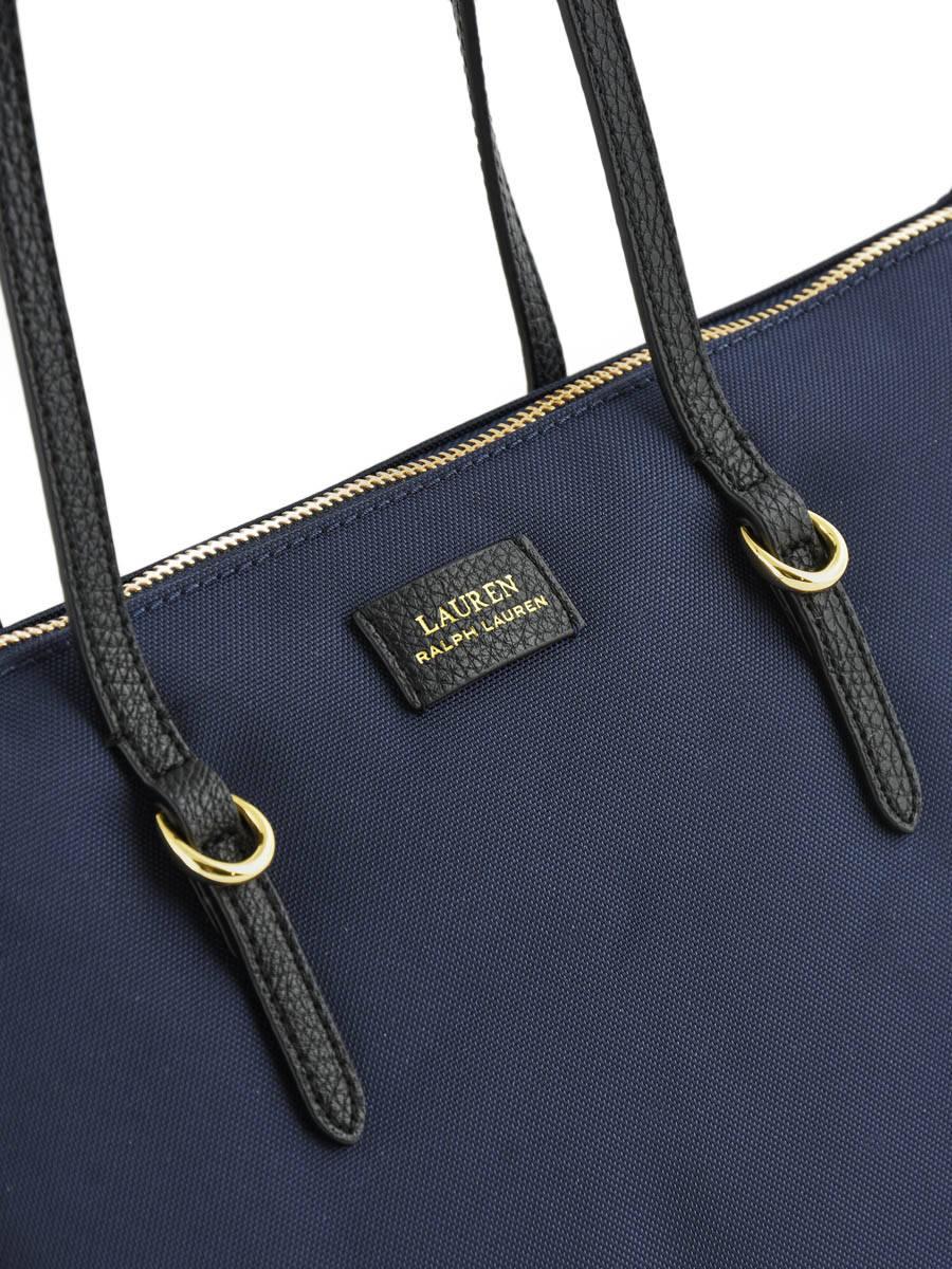Medium Nylon Tote Bag Chadwick Lauren Ralph