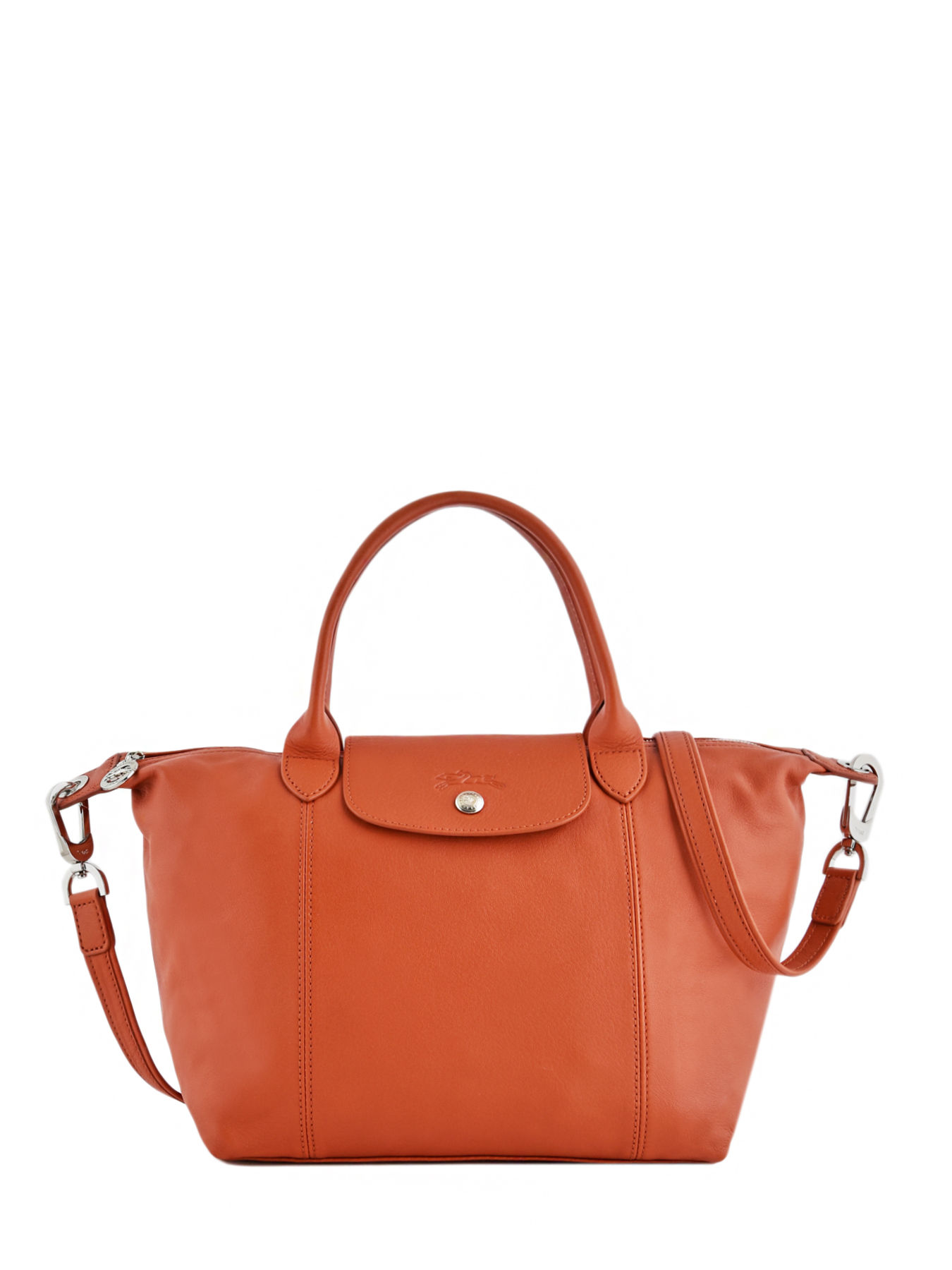 dd2fdc568b08 Longchamp Handbag Orange · Longchamp Handbag Orange ...