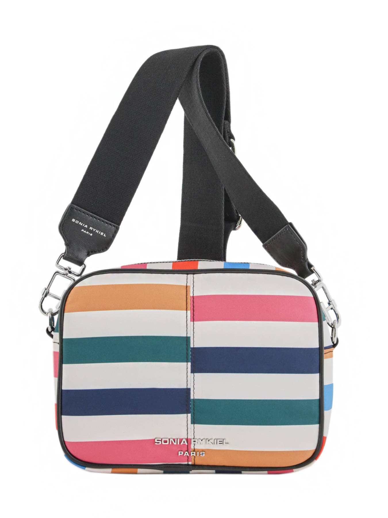 0773ddb0cd ... Crossbody Bag Sonia rykiel Multicolor forever nylon 2164-38 ...