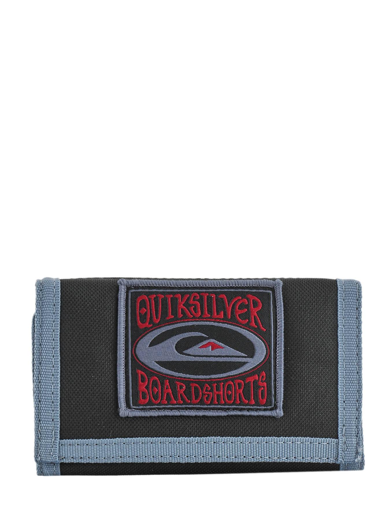 b362011ba ... Wallet Quiksilver Black wallets QYAA3709 ...