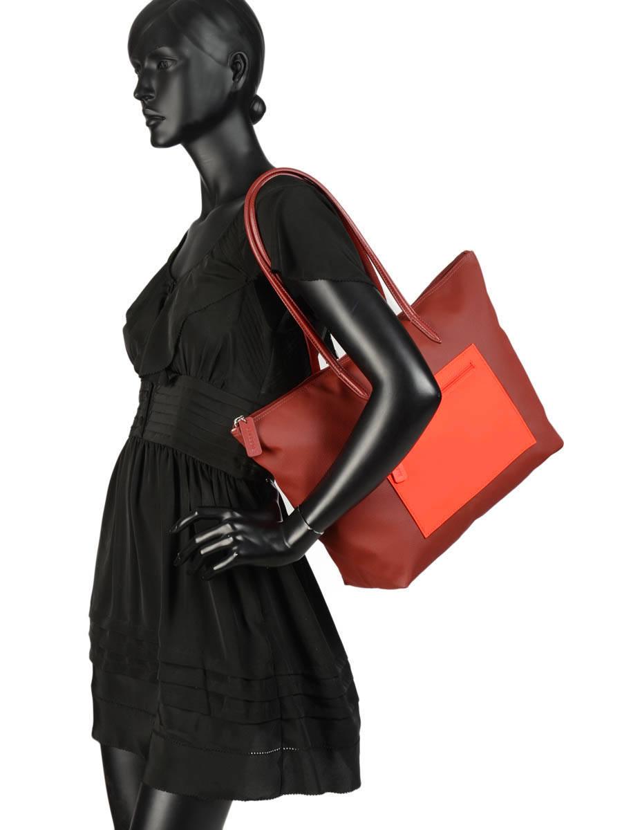 e5f8bcea72 ... Shoulder Bag A4 L.12.12 Concept Fantaisie Lacoste Black l.12.12 concept  fantaisie NF2801CF ...