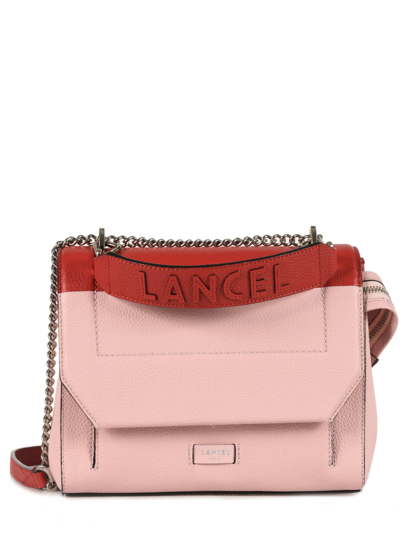 Shoulder Ninon Bag Medium Lancel Leather EDH2IW9