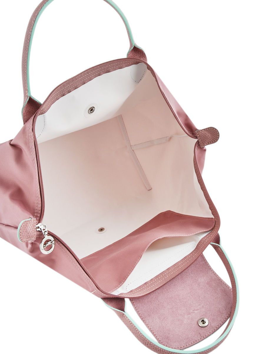 9d6dba11ceb6 Longchamp Le pliage club Handbag Pink ...