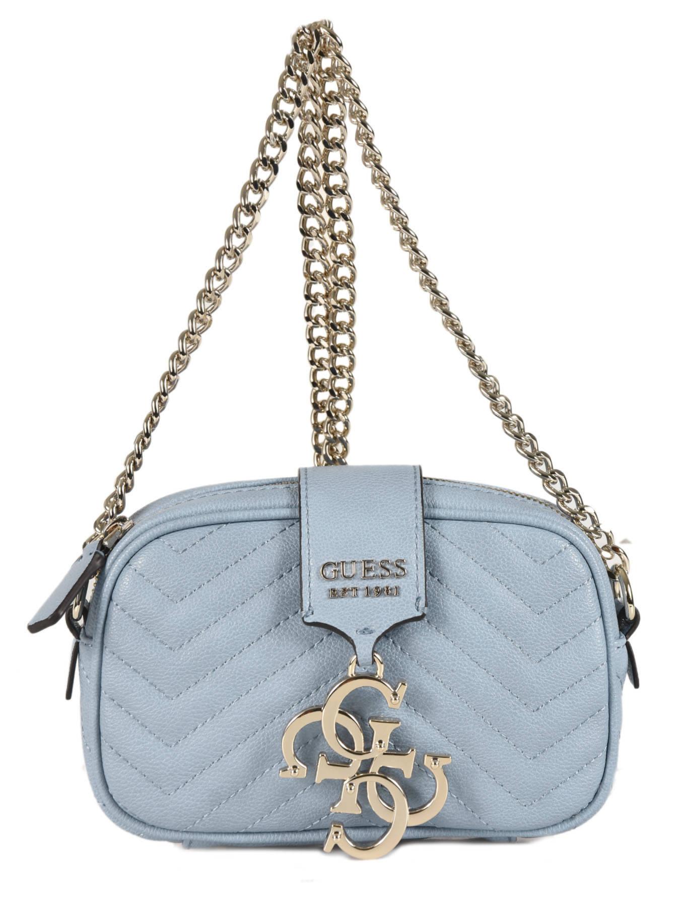 ... Crossbody Bag Violet Guess Blue violet VG729470 ... 96a1dfb5a13a4