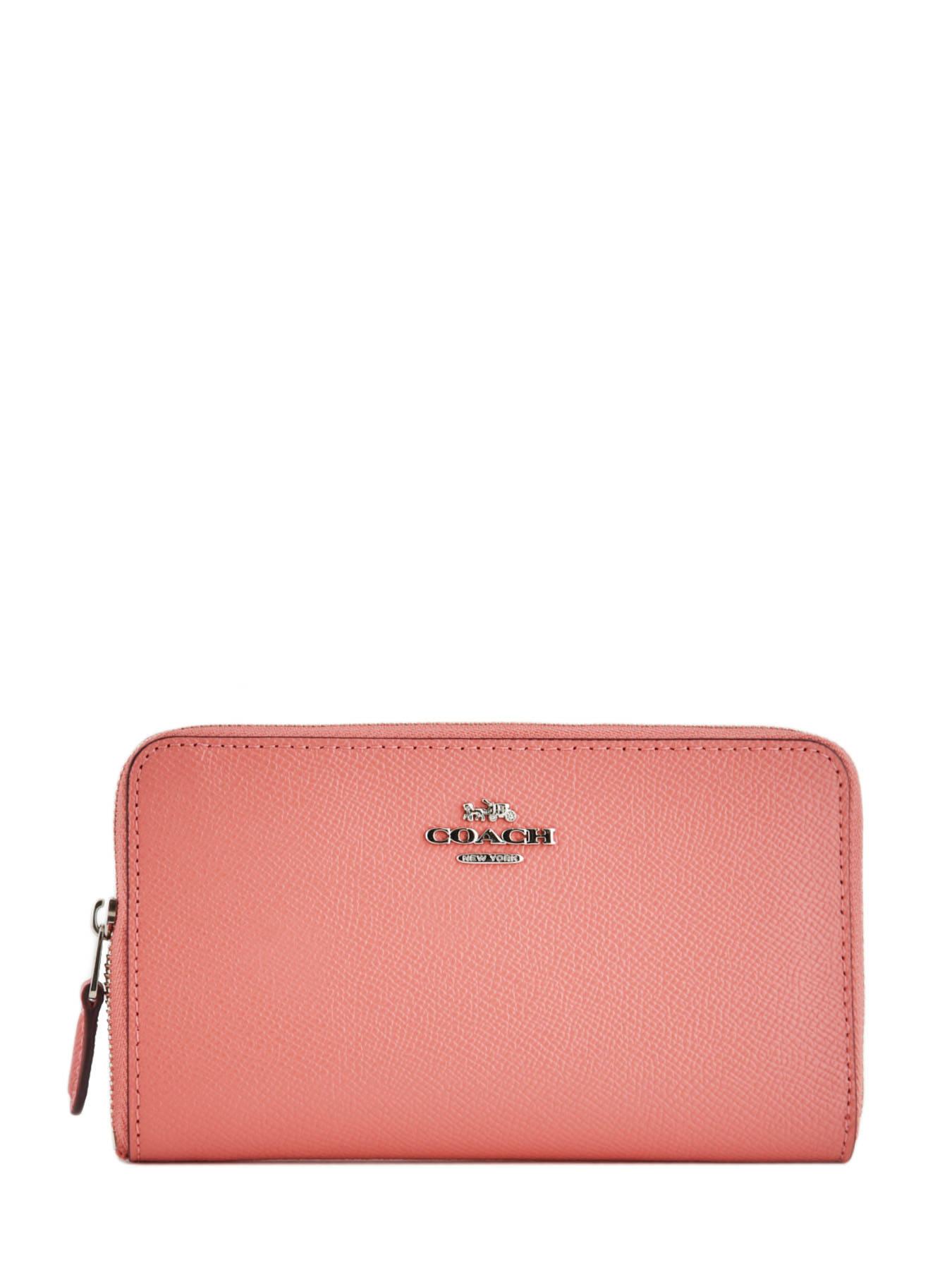 d9e9f07c1b ... Wallet Leather Coach Multicolor wallet 58584 ...