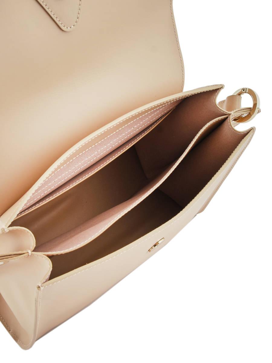 e9e92f4f06c Crossbody Bag Aria Leather Patrizia pepe Beige aria 2V8499 other view 5 ...