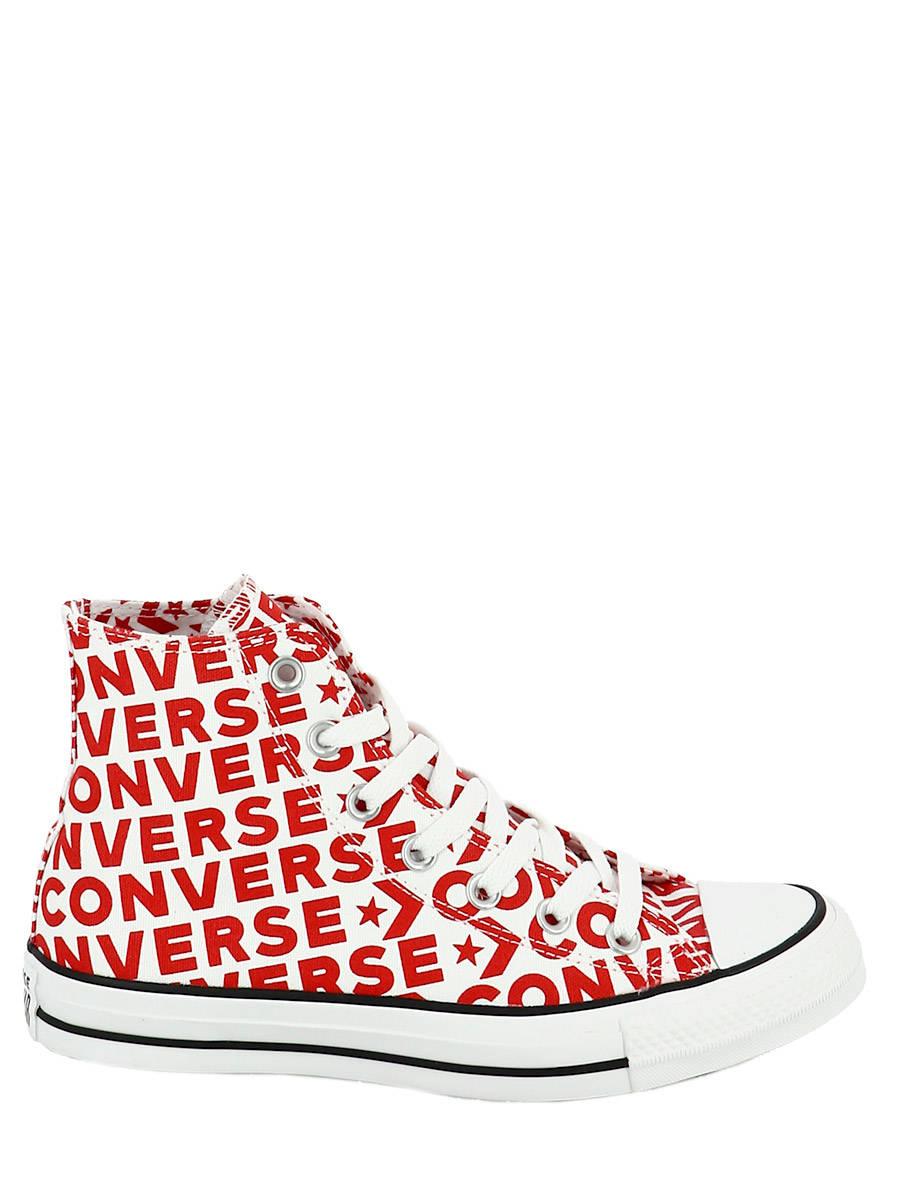 035a4ad3ce83d Baskets Converse CTAS HI WHT RED wht enamel red en vente au meilleur prix