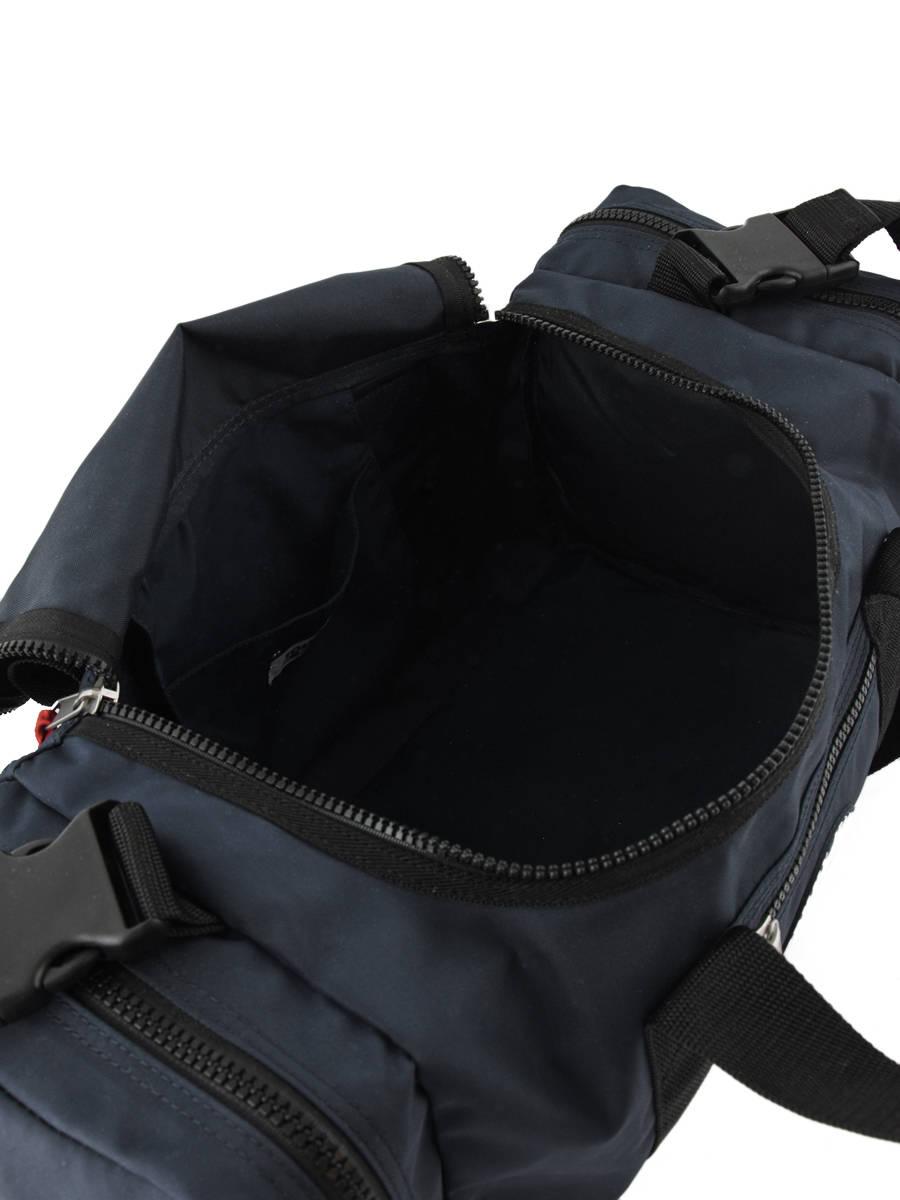c8cc236687b Tommy Jeans Heritage Travel Or Sports Bag Tommy hilfiger Black tju heritage  AU00694 other view 4 ...