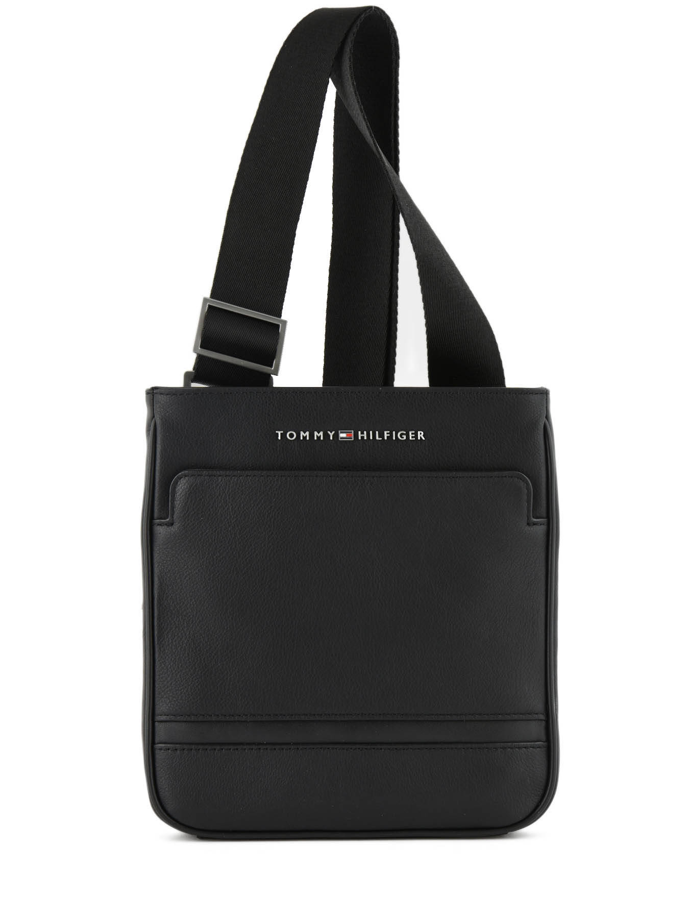 027ed82547ed ... Crossbody Bag Tommy hilfiger Black business AM04433 ...