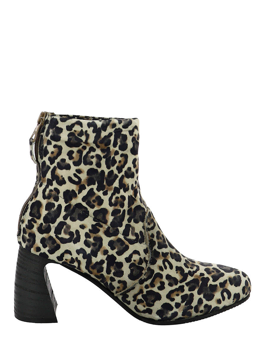 406f4ca47 Bottines Leopard MJUS
