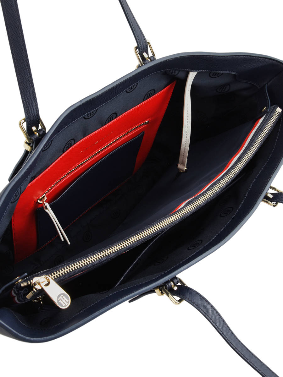 a092f7c1 Shoulder Bag Honey Tommy hilfiger Black honey AW06472 other view 5 ...