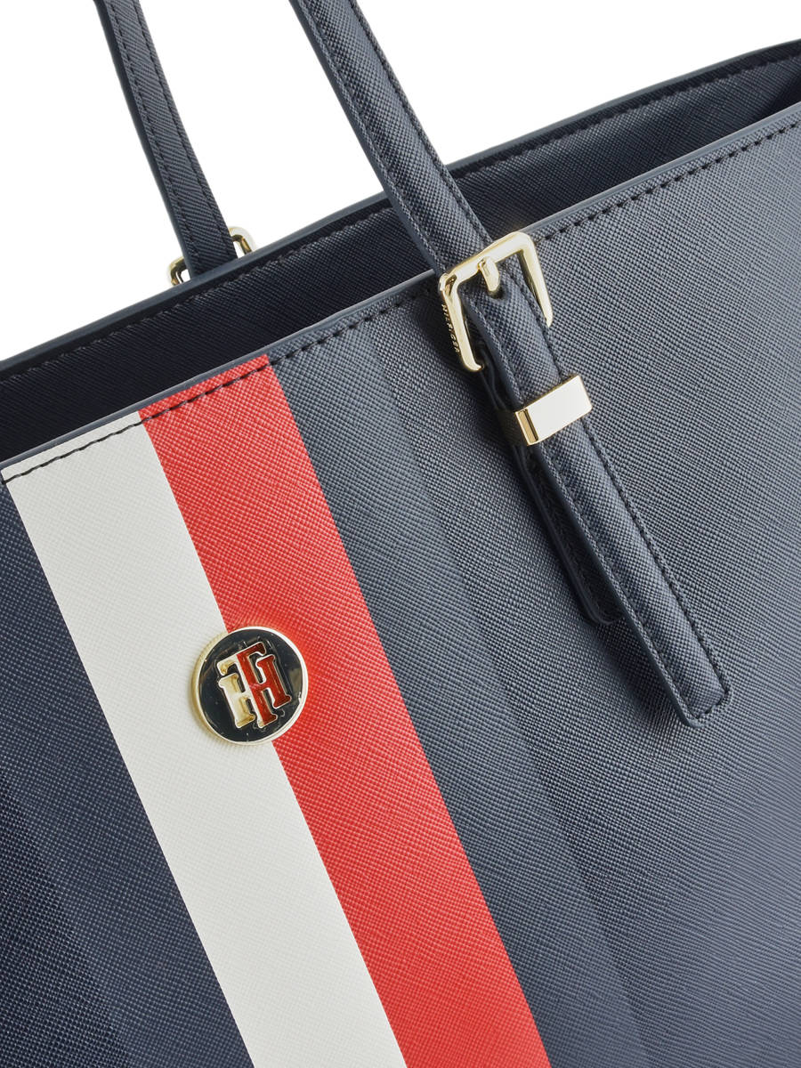 bfa5c7a9 ... Shoulder Bag Honey Tommy hilfiger Black honey AW06472 other view 1 ...
