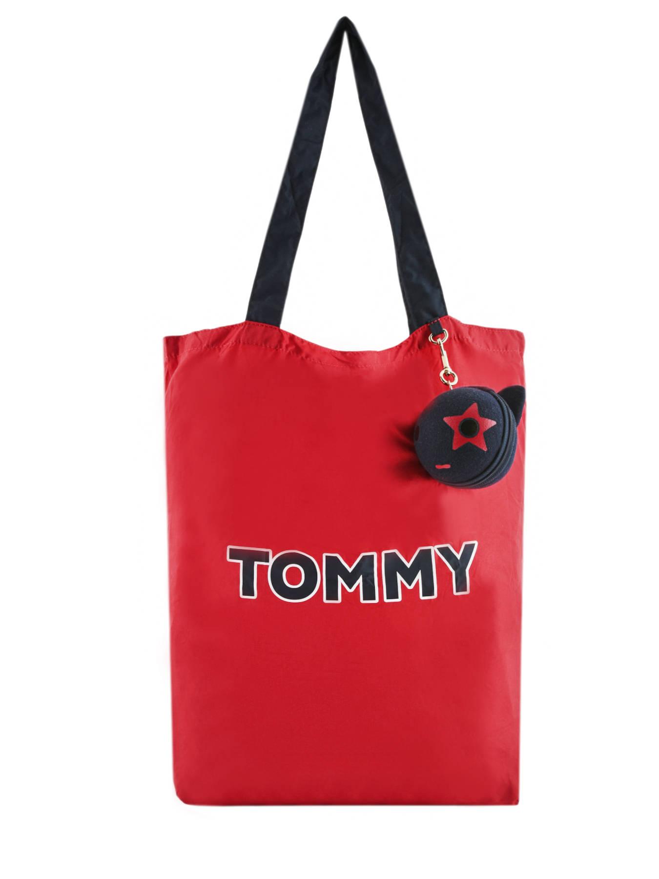 f0f2bbf17f8 ... Sac Porte Epaule Th Effortless Tommy hilfiger Multicolor th effortless  AW06623 ...