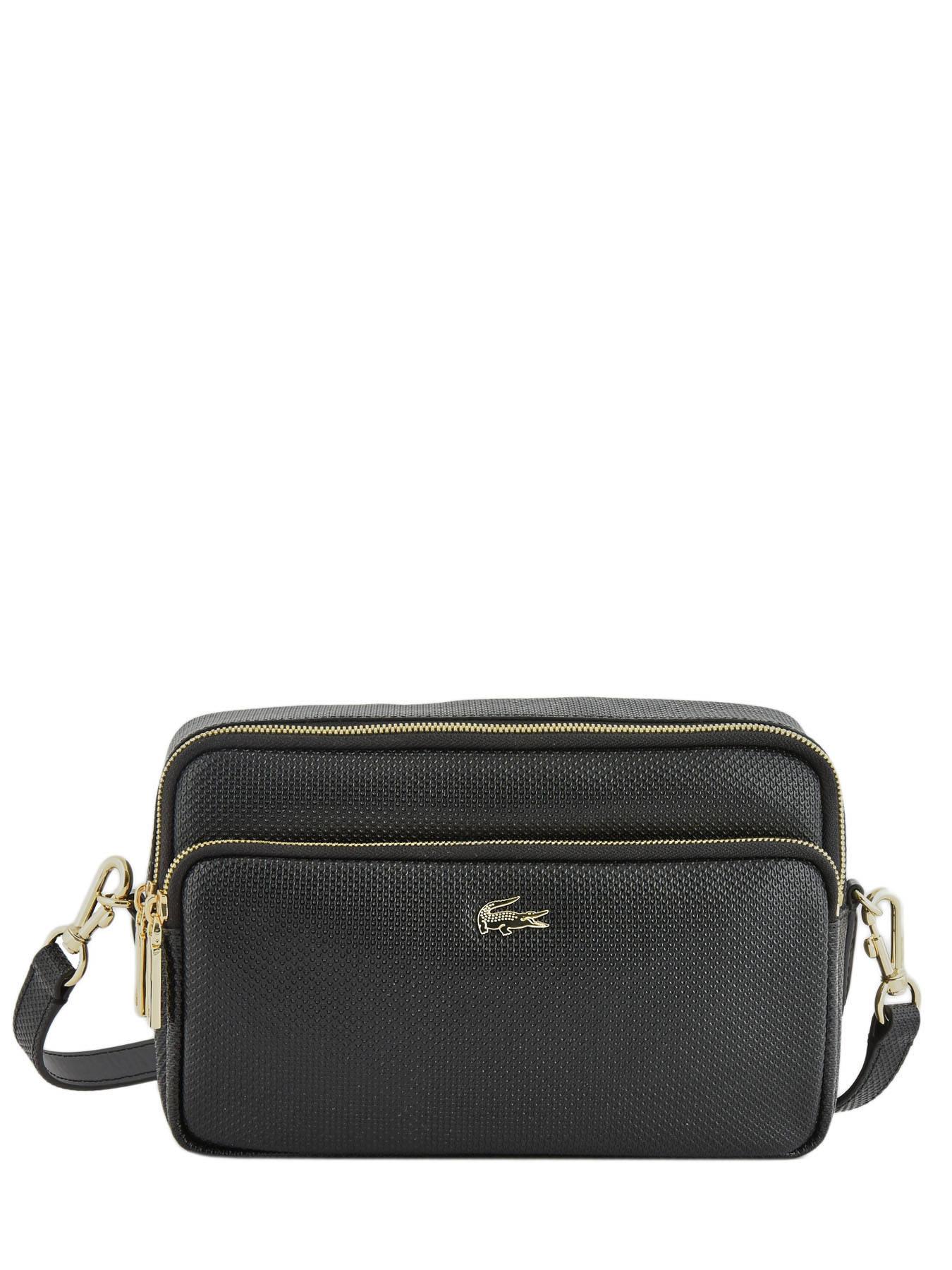Leather Lacoste Crossbody Crossbody Bag Chantaco 7gyYbf6Iv