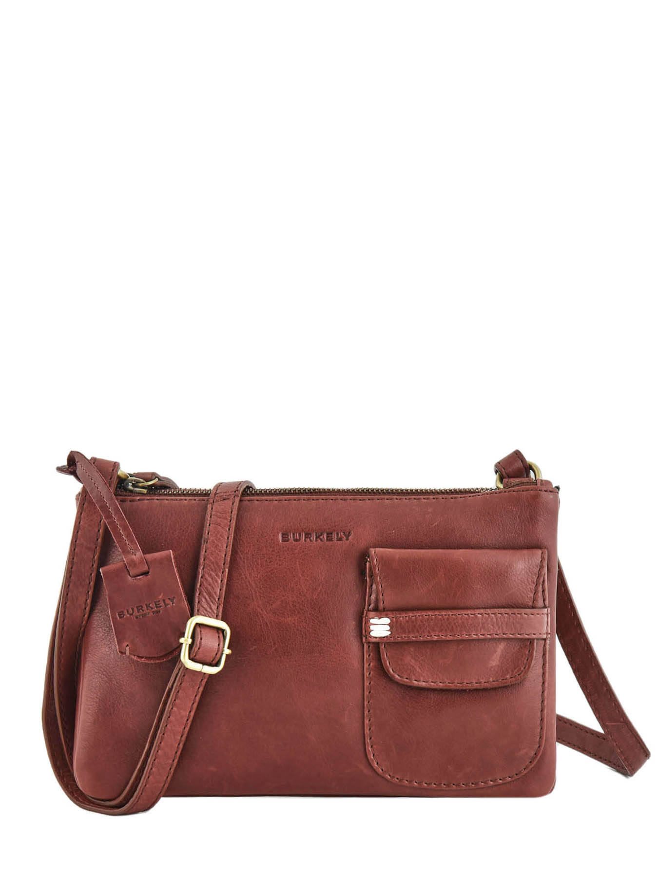 Sac bandoulière Craft Caily cuir BURKELY