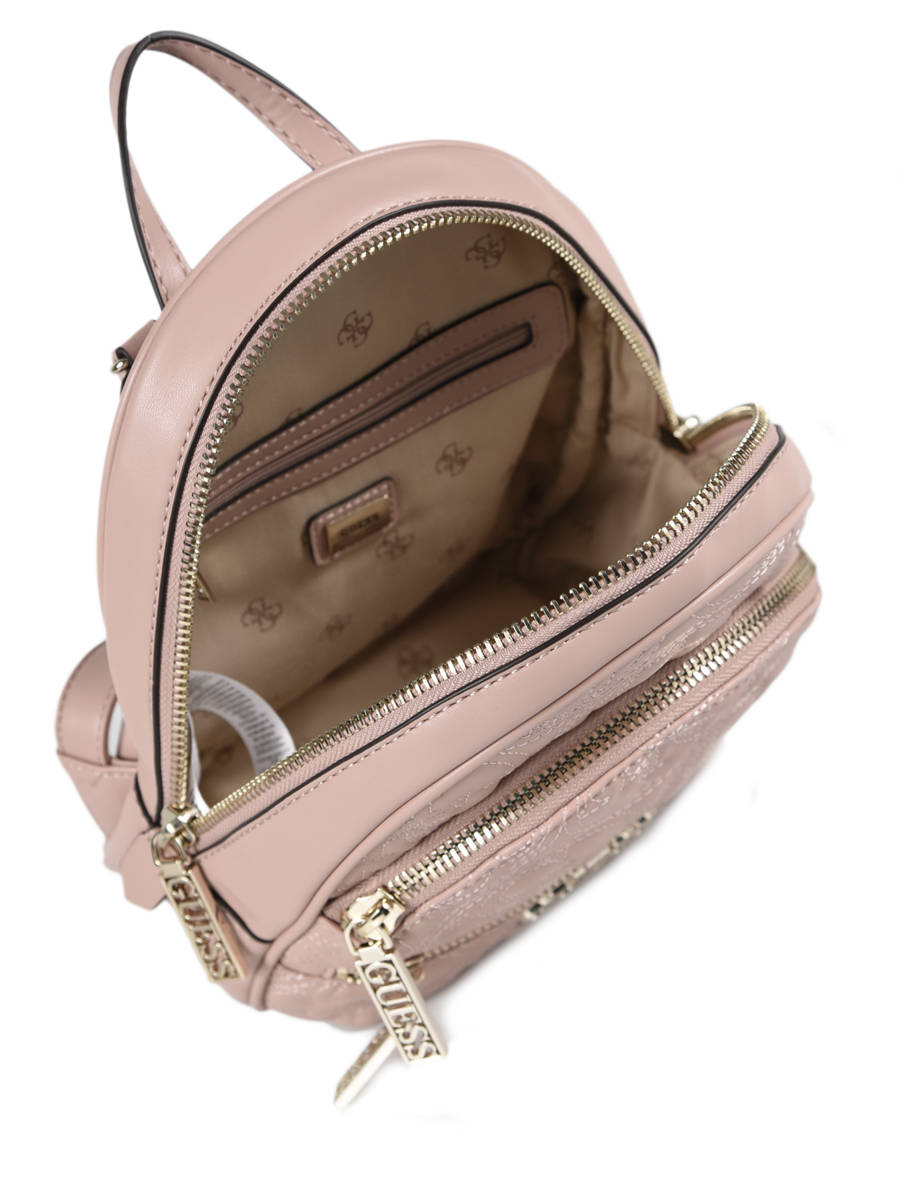 guess outlet sac a dos tissu
