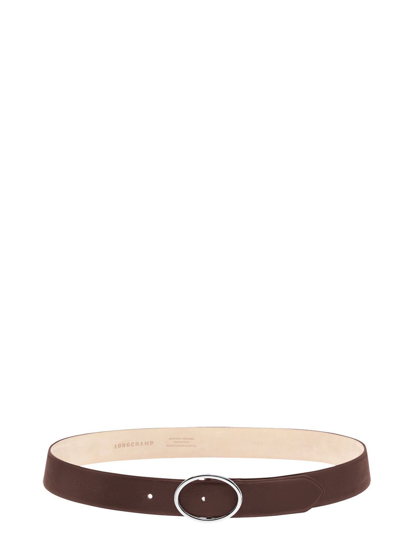 Ceinture Longchamp 7620766 chocolat en vente au meilleur prix 2c89e6c6028