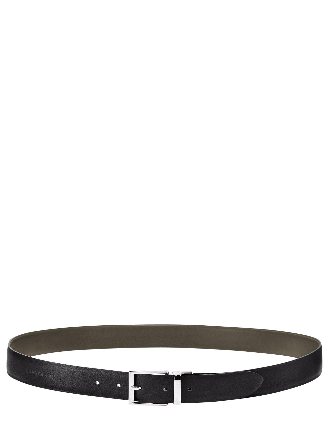 37929c65c9b Ceinture Longchamp 7704788 noir kaki en vente au meilleur prix