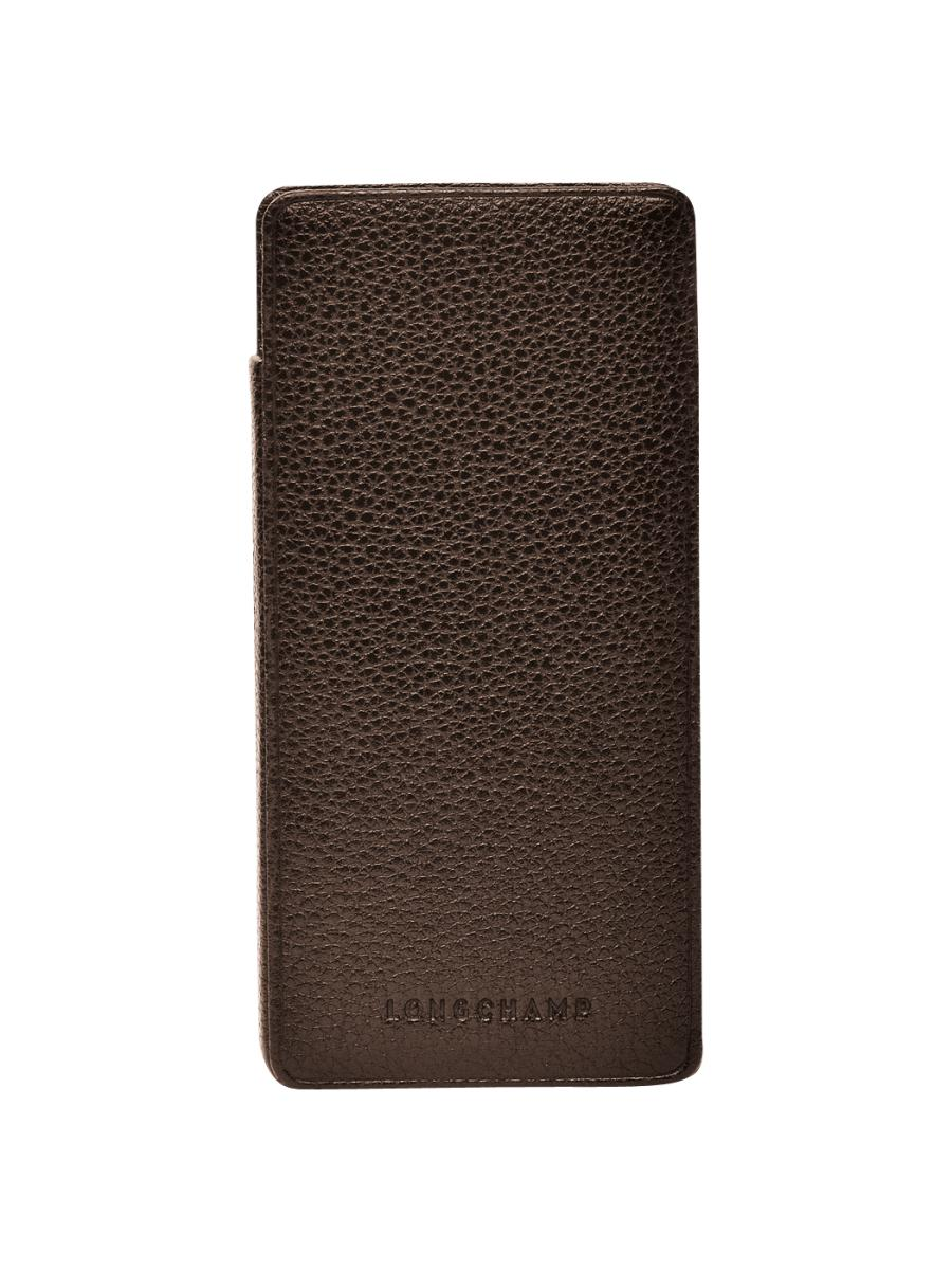 Etui Iphone  Cuir Longchamp