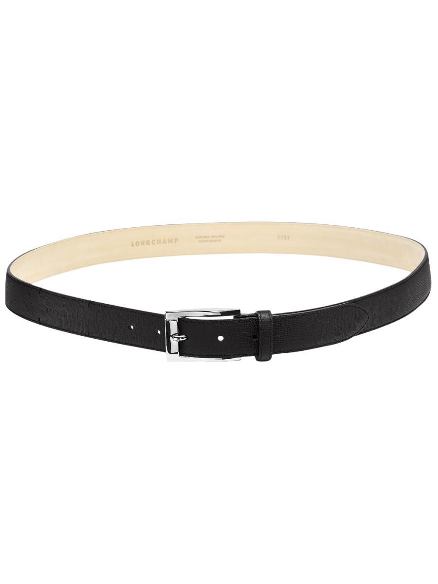 Longchamp RACING + Belts Black