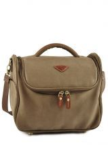 Beauty Case Souple Jump Beige uppsala 4456A