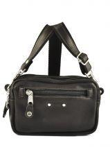 Messenger Bag Foures Black 9400